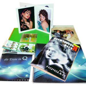 Индивидуальные фотоальбомы